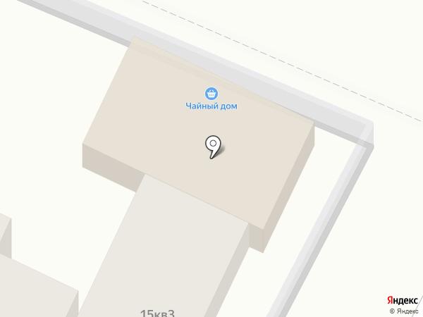 Чайный дом на карте Брянска