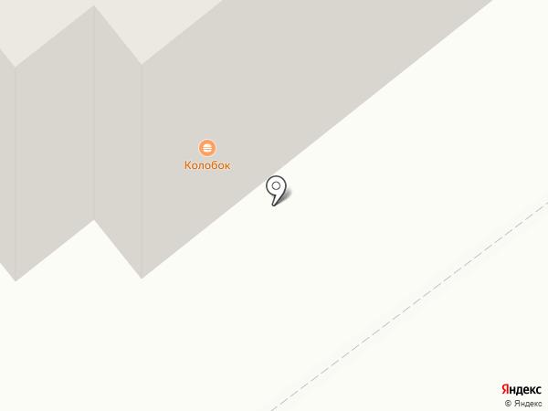 Ложки-Вилки на карте Брянска