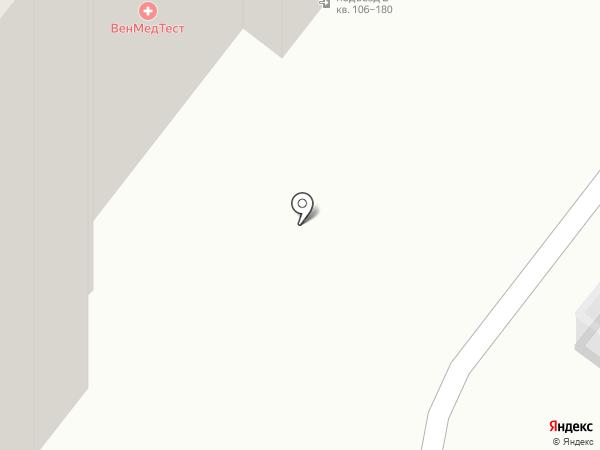 Домострой на карте Брянска