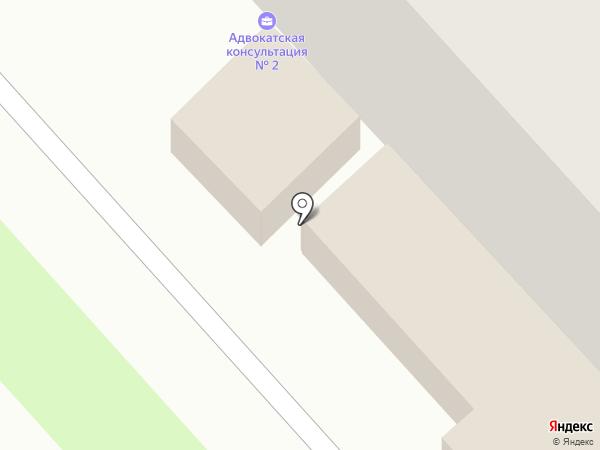 MobiService24 на карте Брянска
