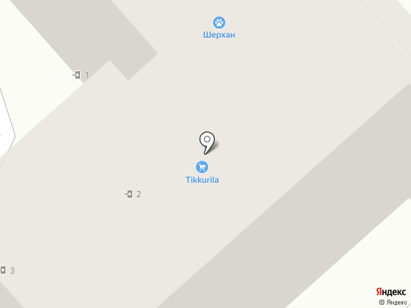 Камелот на карте Брянска