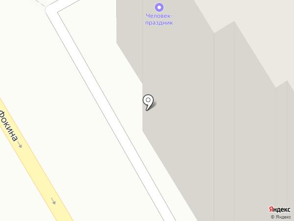 Автобан на карте Брянска