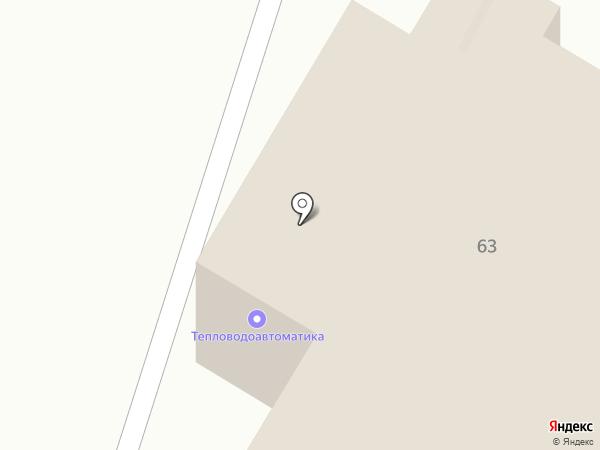 ИнтерГрупп на карте Брянска
