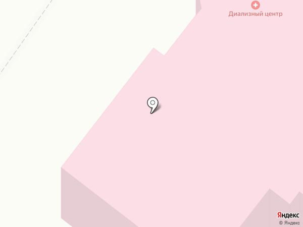 Селекта на карте Брянска