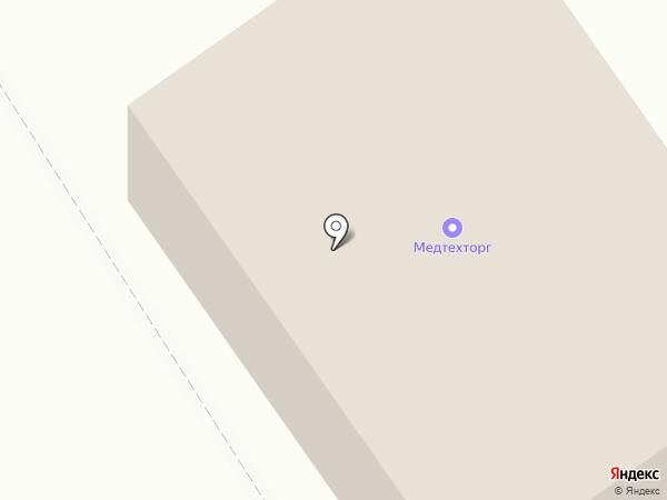 Неоком-Карелия на карте Петрозаводска