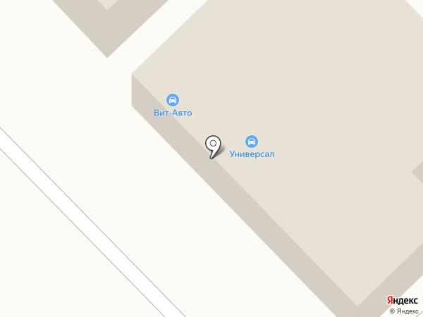 ВИТ-Авто на карте Брянска