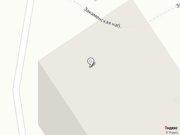 Студия наращивания волос Анастасии Сташковой на карте Петрозаводска