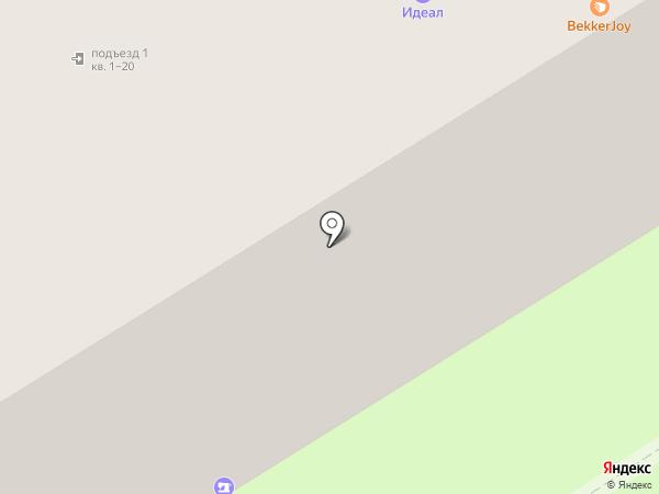 ФотоСток на карте Петрозаводска