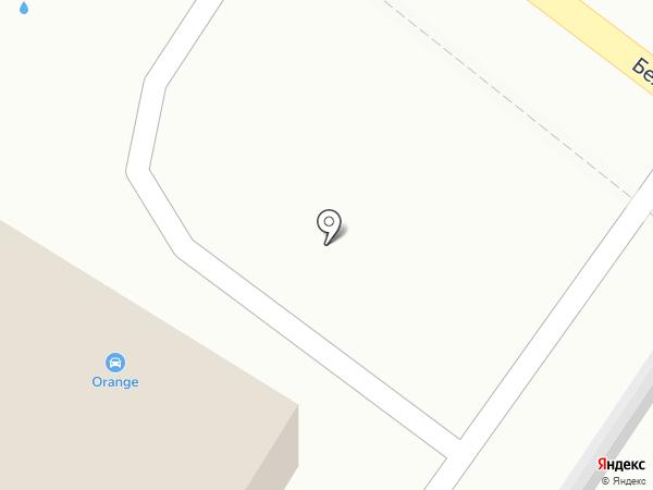 Автолюкс на карте Брянска