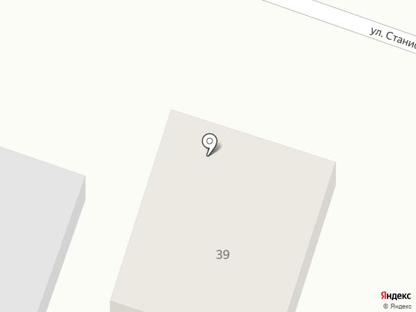 Актив на карте Брянска