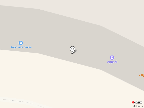 Петрозаводский информационно-туристский центр, МУ на карте Петрозаводска
