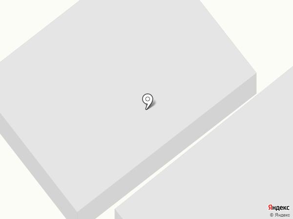 Автомастерская на карте Петрозаводска