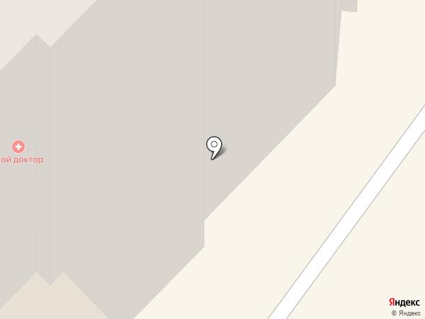 ВСК, САО на карте Брянска