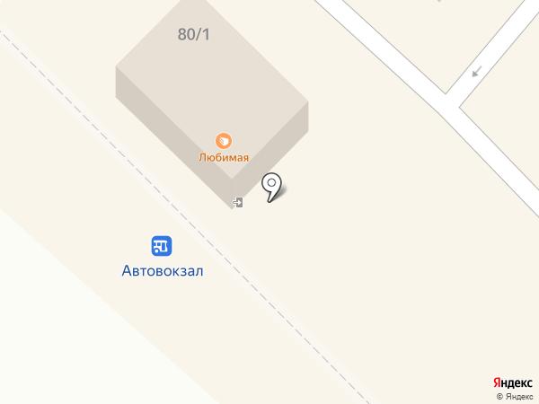Связной на карте Брянска