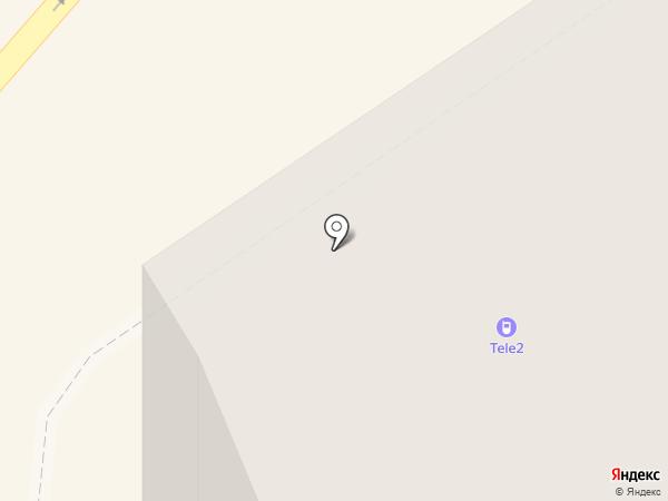 Ясмина на карте Петрозаводска