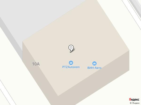 хочузапчасть.рф на карте Петрозаводска