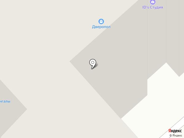 Помощник Бухгалтера на карте Брянска