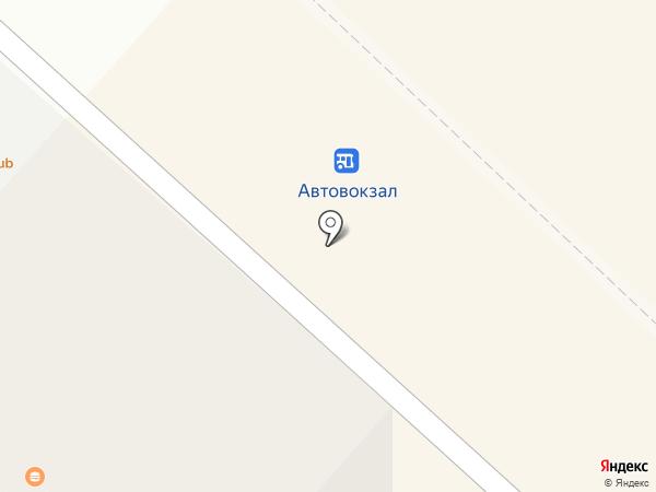 Продуктовый киоск на карте Брянска