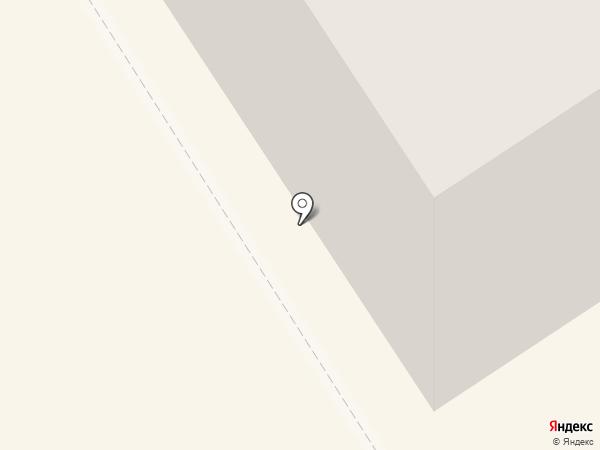 Эстэль на карте Петрозаводска