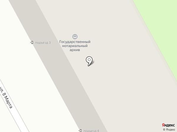 АМИ на карте Брянска