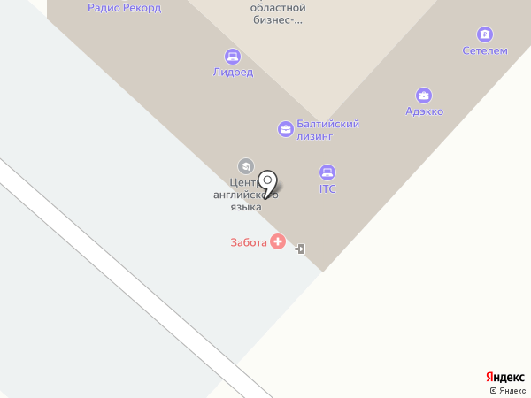 PUFIKOFF на карте Брянска