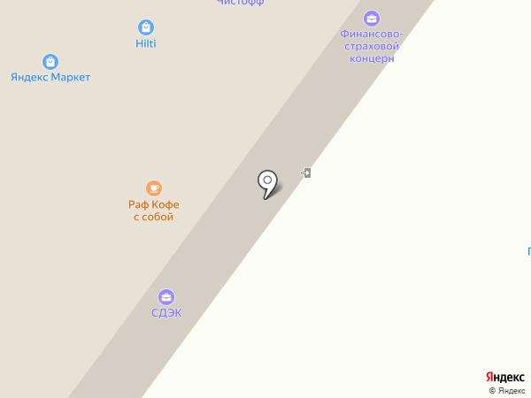 Старт на карте Брянска