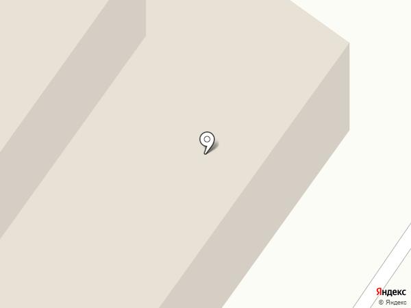 Машиностроитель на карте Петрозаводска