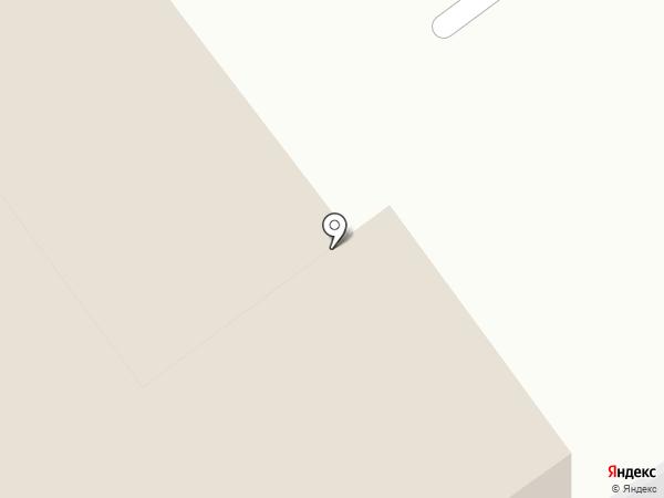 Пожарно-спасательная часть №1 по Брянской области на карте Брянска