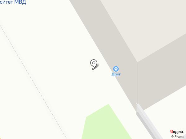 KUMAR-SALON.RU на карте Брянска