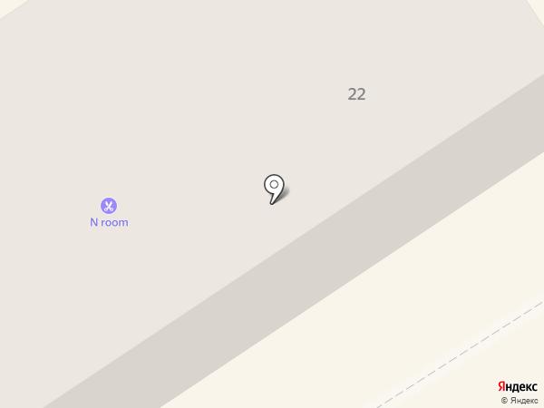 N ROOM на карте Петрозаводска