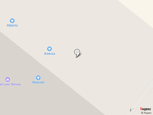 ALBERTO на карте Брянска