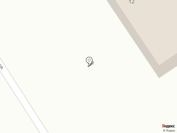 Круглосуточная шиномонтажная мастерская на карте Петрозаводска