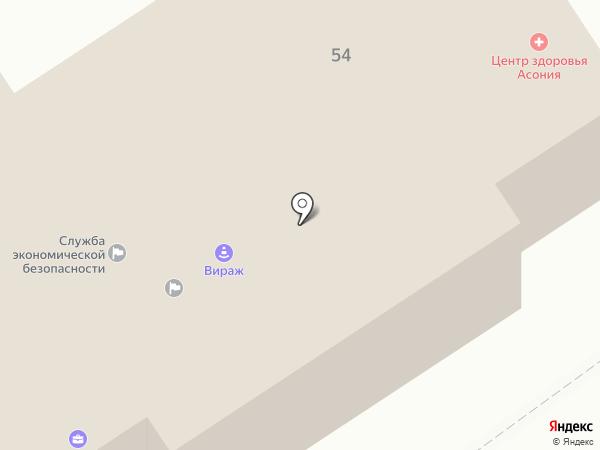 Сфера на карте Петрозаводска