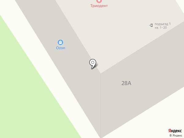 Свой проект на карте Петрозаводска