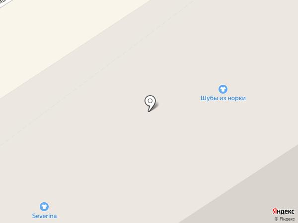 Интерслух, ЗАО на карте Петрозаводска