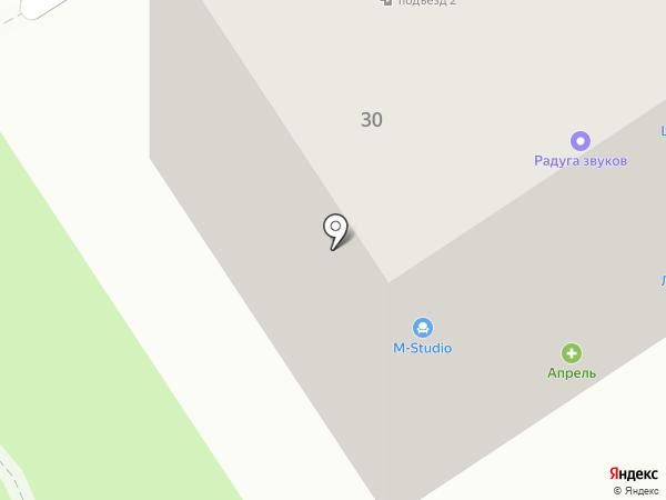 Хорошая связь на карте Петрозаводска