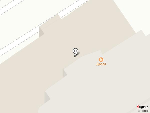 Андроид на карте Брянска