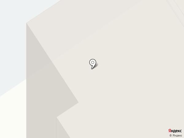 Ногтевая студия Ксении Гусейновой на карте Петрозаводска
