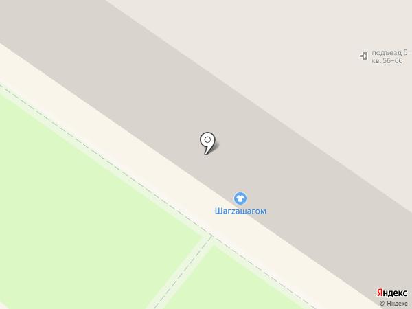 Шаг за шагом на карте Брянска