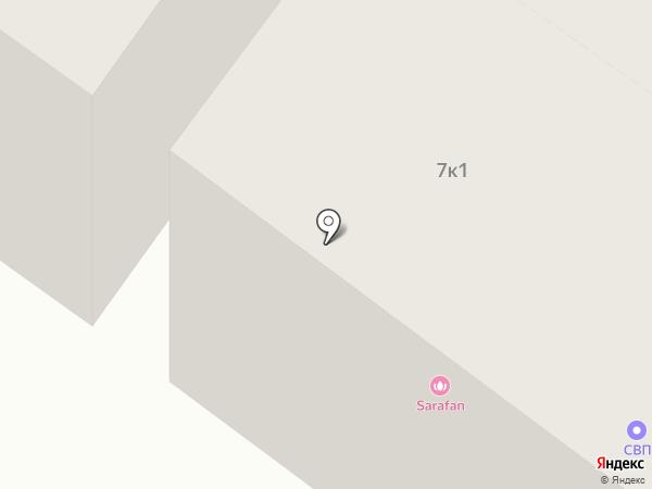 Градиент на карте Петрозаводска