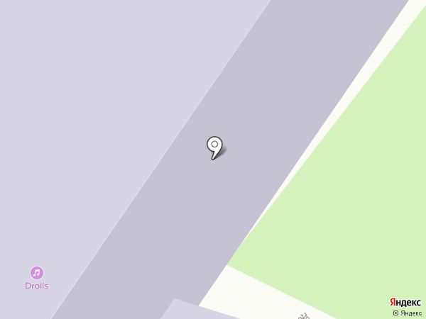 Cafebike.org на карте Петрозаводска