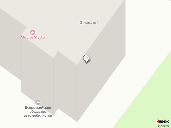 Спец Сервис+ на карте Брянска