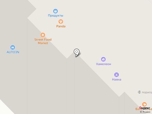 Сладкое Вдохновение на карте Брянска