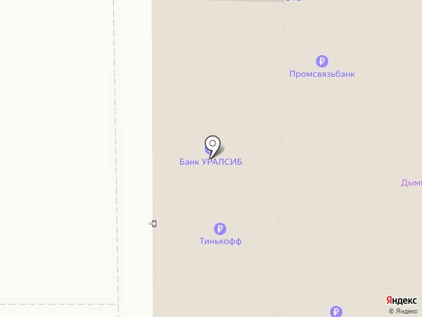 Хочу в Отпуск на карте Петрозаводска