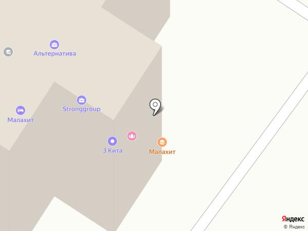STRONGGROUP на карте Брянска