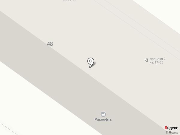 Технохолод на карте Брянска