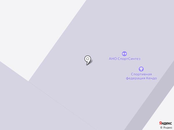Школа Радости на карте Петрозаводска
