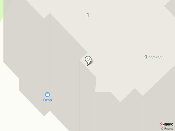 Брянский клинико-диагностический центр на карте Брянска