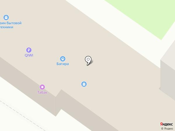 ТВИНС на карте Брянска
