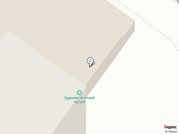 Милитарист на карте Брянска
